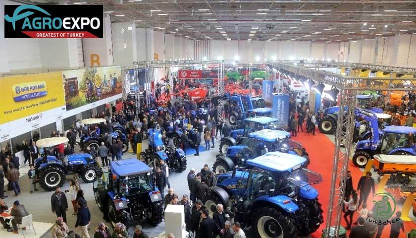 Agroexpo, Türkiye'nin en büyüğü