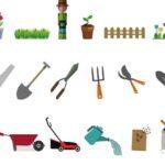 Bahçemizdeki küçük aletler